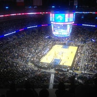 Photo taken at Amway Center by Mark R. on 3/25/2013