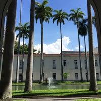 Photo taken at Palácio Itamaraty by Luciana L. on 4/3/2017