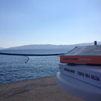 Photo taken at 59 Beach by Eylem Ü. on 9/29/2014