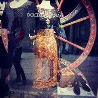 Photo taken at Dolce&Gabbana by Dima S. on 10/8/2013