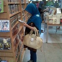 Photo taken at Gramedia by Bela S. on 12/26/2012