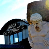 Photo taken at Rock Chiropractic by Rock Chiropractic on 7/30/2014