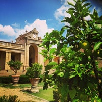Photo taken at Villa Caruso Bellosguardo by Alessandro P. on 6/27/2014