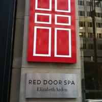 Photo Taken At Elizabeth Arden Red Door Spa By Melissa E. On 11/11 ...