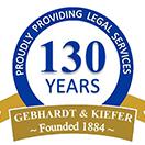 Photo taken at Gebhardt & Kiefer, P.C. by Matt H. on 12/21/2014