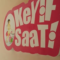 Photo taken at Kafe Keyif Saati by Mehmet Onur Y. on 8/16/2014