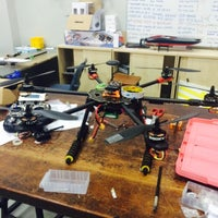 Photo taken at UAV LAB by Hadee I. on 10/28/2015