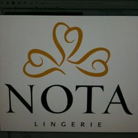 Photo taken at Nota Lingerie by Tasos S. on 3/15/2013