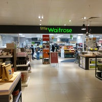 Photo taken at Little Waitrose by webmink on 10/7/2017