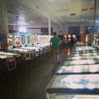 Photo taken at Pinball Hall of Fame by Nancy Y. on 7/14/2013