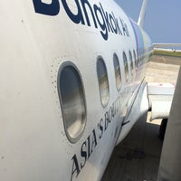 Photo prise au Bangkok Airways PG 712 par Boabulhi le4/14/2014