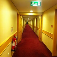 Photo taken at Clayton Hotel Dublin Airport by Vinicius F. on 12/25/2013