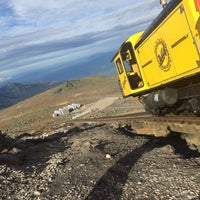 Photo taken at Mount Washington Observatory by Renske M. on 9/26/2015