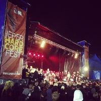 Photo taken at Ieperfest by Matthias H. on 8/10/2013