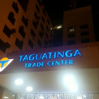 Photo taken at Taguatinga Trade Center (TTC) by Daniel G. on 12/7/2015