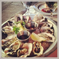 Photo taken at Hyde Street Seafood House & Raw Bar by Andrew R. on 4/29/2013
