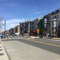 Photo taken at Adams Morgan by Edwina on 4/2/2017