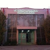 Photo taken at Facultad de Ciencias Empresariales by Luz D. on 3/16/2013