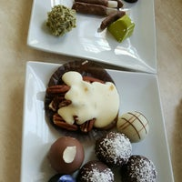 Photo taken at Chocolate Secrets by Ana R. on 9/20/2016