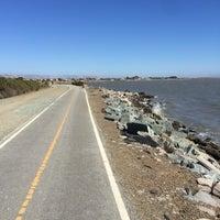 Photo taken at Bay Trail, San Leandro by Tom E. on 6/25/2016