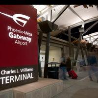 Foto tirada no(a) Phoenix-Mesa Gateway Airport (AZA) por Phoenix-Mesa Gateway Airport (AZA) em 3/28/2018