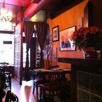 Photo taken at Thai Elephant Cafe by James V. on 10/3/2012