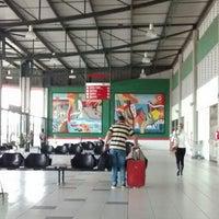 Photo taken at Terminal Rodoviário Internacional de Itajaí (TERRI) by Felipe S. on 8/9/2014