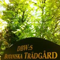 Photo taken at DBW:s Botaniska Trädgård by Tore B. on 7/22/2013