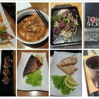 Photo taken at Tokyo Shokudo (吉野食堂) by Kiwiz T. on 2/10/2013
