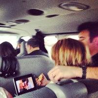 Photo taken at Bieber Bus Terminal by Crow G. on 2/1/2013