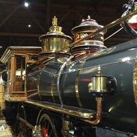 Photo taken at California State Railroad Museum by Liz P. on 1/2/2013