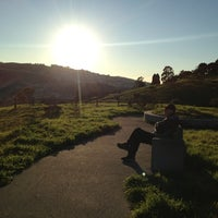 Photo taken at John McLaren Park Lookout Point by Liz P. on 1/2/2013