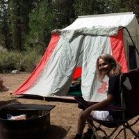 Photo taken at Serrano Campground by Greg B. on 7/27/2013
