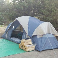 Photo taken at Serrano Campground by Greg B. on 7/29/2016