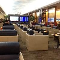 Photo taken at EVA Air Lounge by Greg B. on 6/3/2013