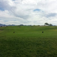Photo taken at Laughlin Ranch Golf Club by Greg B. on 10/18/2014