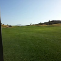 Photo taken at Laughlin Ranch Golf Club by Greg B. on 11/16/2013