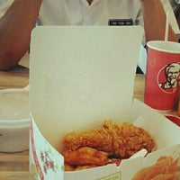 Photo taken at KFC by Zhi T. on 4/14/2016