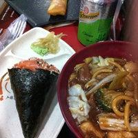 Photo taken at República Sushi by Amanda M. on 7/6/2014