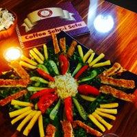 Photo taken at Şehr-i Sefa Cafe & Kahvaltı Salonu by Nazım Y. on 9/11/2014