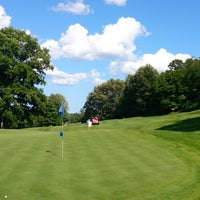 Photo taken at Newton Commonwealth Golf Course by Armando L. on 8/8/2014