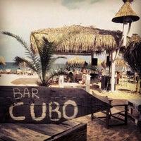 Photo taken at Bar Cubo by Mariyan H. on 6/18/2013