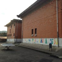 Photo taken at Colegio Público Chamberí by Anselmo B. on 12/12/2013