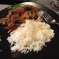 Photo taken at Silk Thai Restaurant by Jamil S. on 8/7/2013