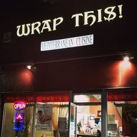 Photo taken at Wrap This! by Jamil S. on 9/10/2014