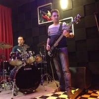 Photo taken at Exe Music Studio by Sefa K. on 2/13/2016