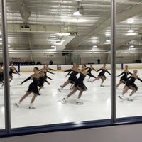 Photo taken at Gold Ice Arena #udel by John L. on 2/21/2016