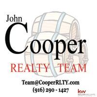 Photo taken at John Cooper Realty Team by John Cooper Realty Team on 7/31/2014