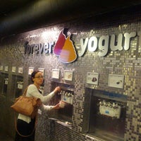 Photo taken at Forever Yogurt by Ryan S. on 6/14/2013