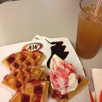 Photo taken at A&W by anne t. on 12/17/2016